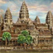 Величайшие храмы мира: маджонг