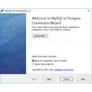 MySQL-to-Postgres 3.5