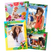 Тропические рамки для фотографий 100 готовых рамок для фотог...