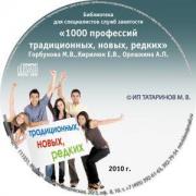 1000 профессий традиционных, новых, редких. Краткий энциклоп...