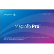 ГИС MapInfo Professional 17 Russian