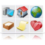 Vista Artistic Icons 3.0 (пиксельные и векторный форматы)...