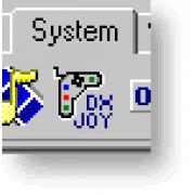 DirectX Joystick component 1.0