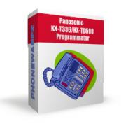 Программатор АТС Panasonic KX-T336 / KX-TD500 v.1...