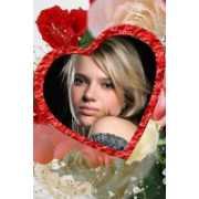 Шаблоны открыток ко дню Святого Валентина 2011...