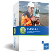 IndorCAD/Topo: Система подготовки топографических планов 8.0...