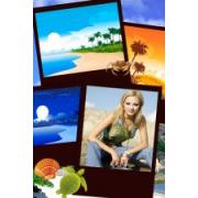 Рамки для фотографий Отдых и путешествия...