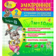 Электронное учебное пособие к учебнику математики Л.Г.Петерс...