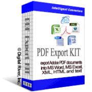 PDF Export Kit 3.5