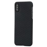 Чехол-накладка PITAKA MagCase для iPhone Xs карбоновый кевла...