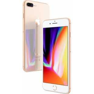 Apple iPhone 8 Plus 256Gb Gold (MQ8R2RU/A)