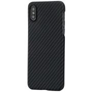 Чехол-накладка PITAKA MagCase для iPhone Xs Max карбоновый к...