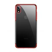 Чехол-накладка Baseus Glitter Case для Apple iPhone XR пласт...