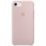 Чехол-накладка Silicone Case для iPhone 6/6S силиконовый роз...