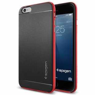 Чехол-накладка Spigen Neo Hybrid для Apple iPhone 6 Plus/6S Plus (SGP11065) Dante Red