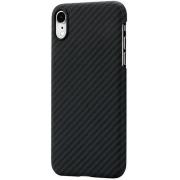 Чехол-накладка PITAKA MagCase для iPhone Xr карбоновый кевла...
