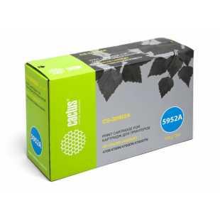Лазерный картридж Cactus CS-Q5952AR (HP 643A) желтый для HP Color LaserJet 4700, 4700DN, 4700DTN, 4700HDN, 4700N, 4700PH Plus (10'000 стр.)