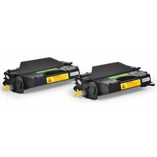 Лазерный картридж Cactus CS-Q5949XD (HP 49X) черный увеличенной емкости для HP LaserJet 1320, 1320N, 1320NW, 1320T, 1320TN, 3390, 3392 (2 x 6'000 стр.)