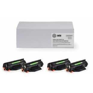 Комплект картриджей Cactus CS-CC530A-CC531A-CC532A-CC533A (HP 304A) для принтеров HP Color LJ CM2320 mfp, CM2320fxi (CC435A), CM2320n, CM2320nf (CC436A), CP2020 series, CP2025 (CB493A), CP2025dn (CB495A), CP2025n (CB494A)