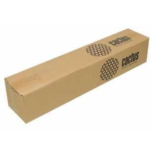 Бумага Cactus CS-PP230-61030 610мм-30м, 230г/м2, белый универсальная (с покрытием)