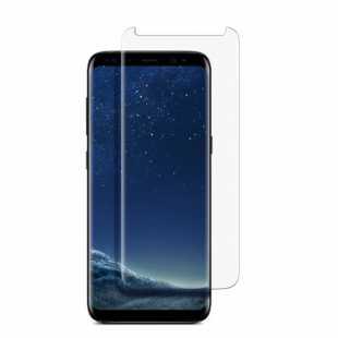 Стекло защитное для Samsung Galaxy S8 и S8 Plus