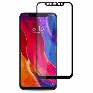 Стекло защитное для Xiaomi Mi-8