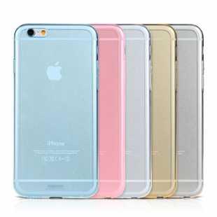 Чехол прозрачный Remax для iPhone 6s и 6s plus
