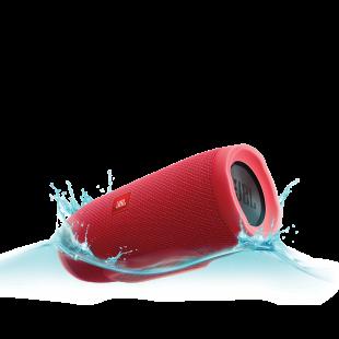 Беспроводная портативная акустическая система JBL Charge 3 Красный