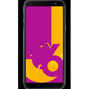 Смартфон Samsung Galaxy J6 (2018) Black