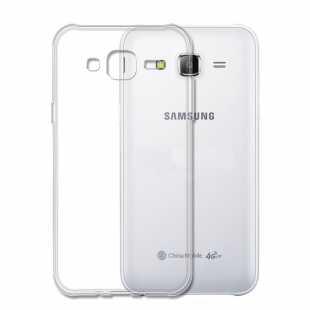 Чехол силиконовый для Samsung Galaxy J