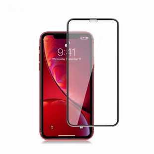Стекло защитное 3D для iPhone XR