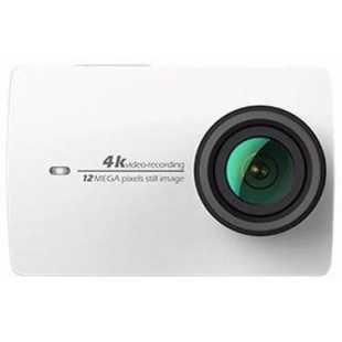 Экшн-камера Xiaomi Yi 4K Action Camera (Белая)