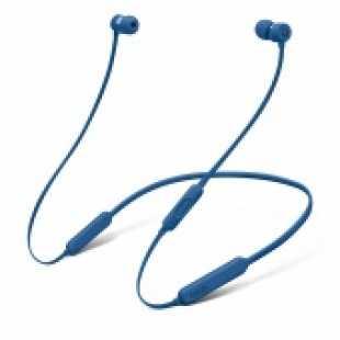 Беспроводные наушники Beats X синие