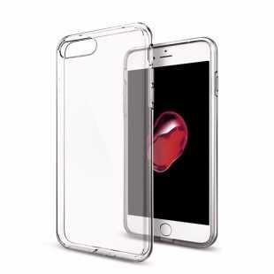 Чехол прозрачный силиконовый для iPhone 7 и 7 plus
