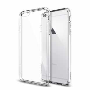 Чехол прозрачный силиконовый для iPhone 6s и 6s plus