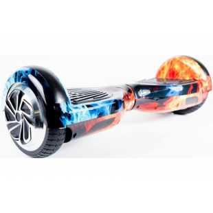 Гироскутер Smart Balance Wheel 6.5 Лед и пламя