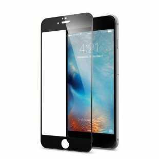 Стекло защитное 3D для iPhone 6s и 6s plus