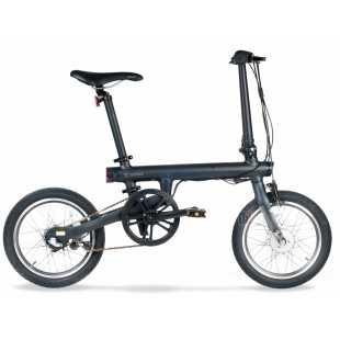 Xiaomi MiJia Qi Cicle Folding Electric Bike Black