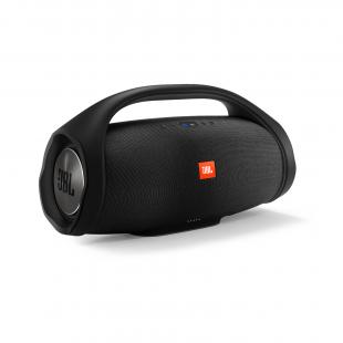Беспроводная портативная акустическая система JBL Boombox черный